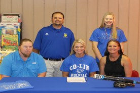 Bryant Signs with Co-Lin