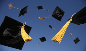 Mendenhall Graduation