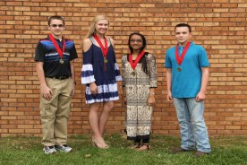 Magee Middle School Awards