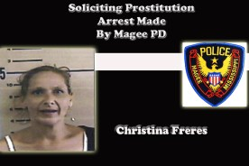 Freres Arrest for Soliciting Prostitution