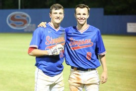 Matthew and Sam Chosen for All MAIS Baseball Team