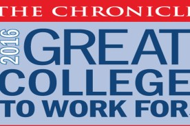 "Co-Lin named a ""2016 Great College to Work For"" by…"