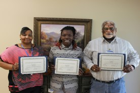 Boswell Employees of the Month