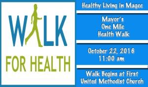 Mayor's One Mile Health Walk
