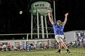 Tucker Rogers Wins Pizza on a Field Goal Kick