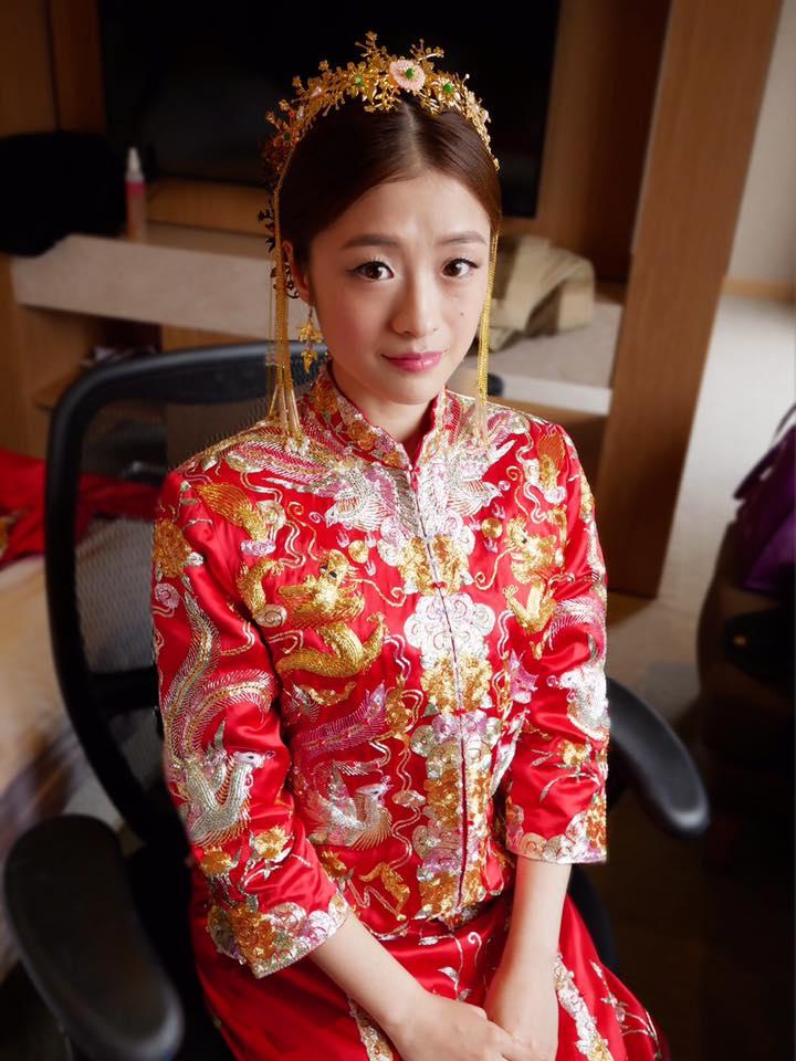 港式中式婚禮