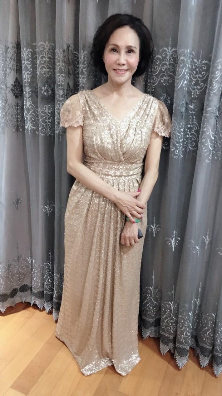 媽媽禮服造型作品 小芳 (27)