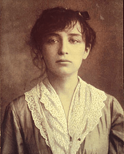Camille Claudel (not by William)
