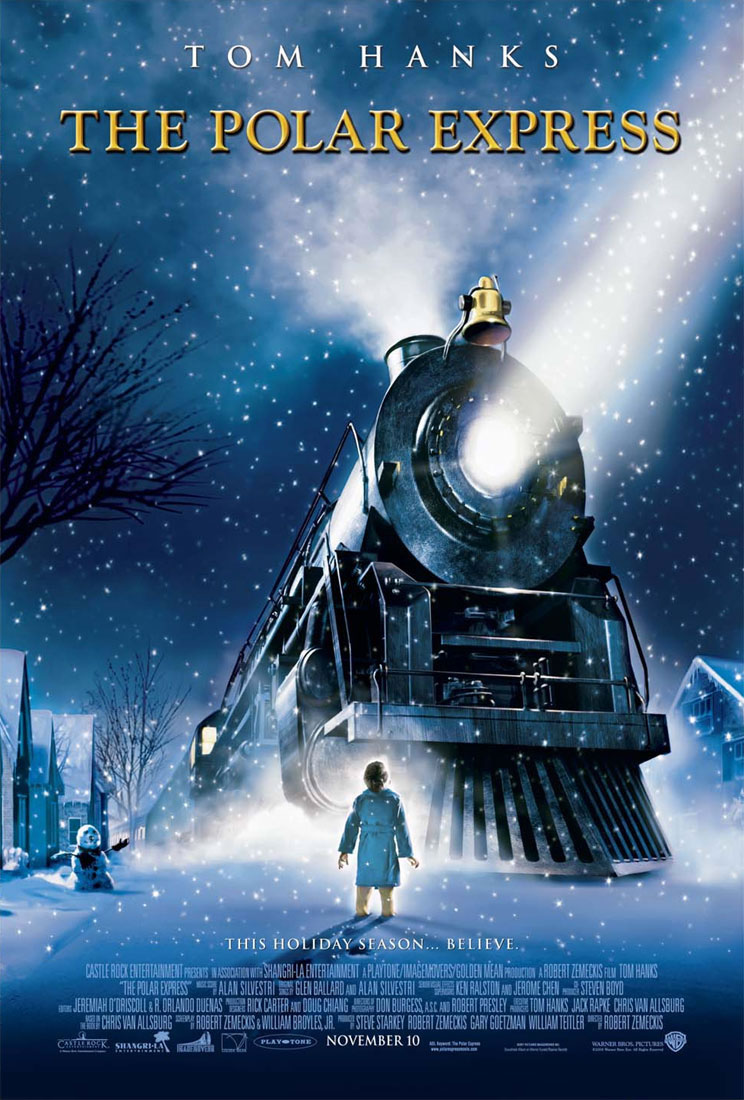 Poster do filme O Expresso Polar
