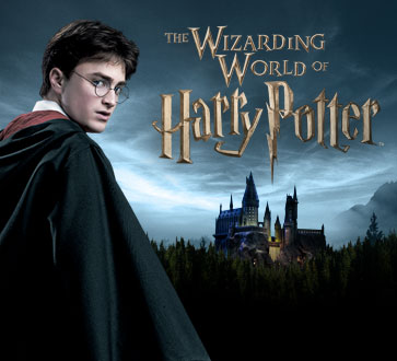 The Wizarding World of Harry Potter™ Exclusive Vacation Package At Islands of Adventure, you can visit Hogwarts™ castle and explore Hogsmeade™ village. And at Universal Studios, you can enter Diagon Alley™ and enjoy a mind-blowing thrill ride, magical experiences, and more.