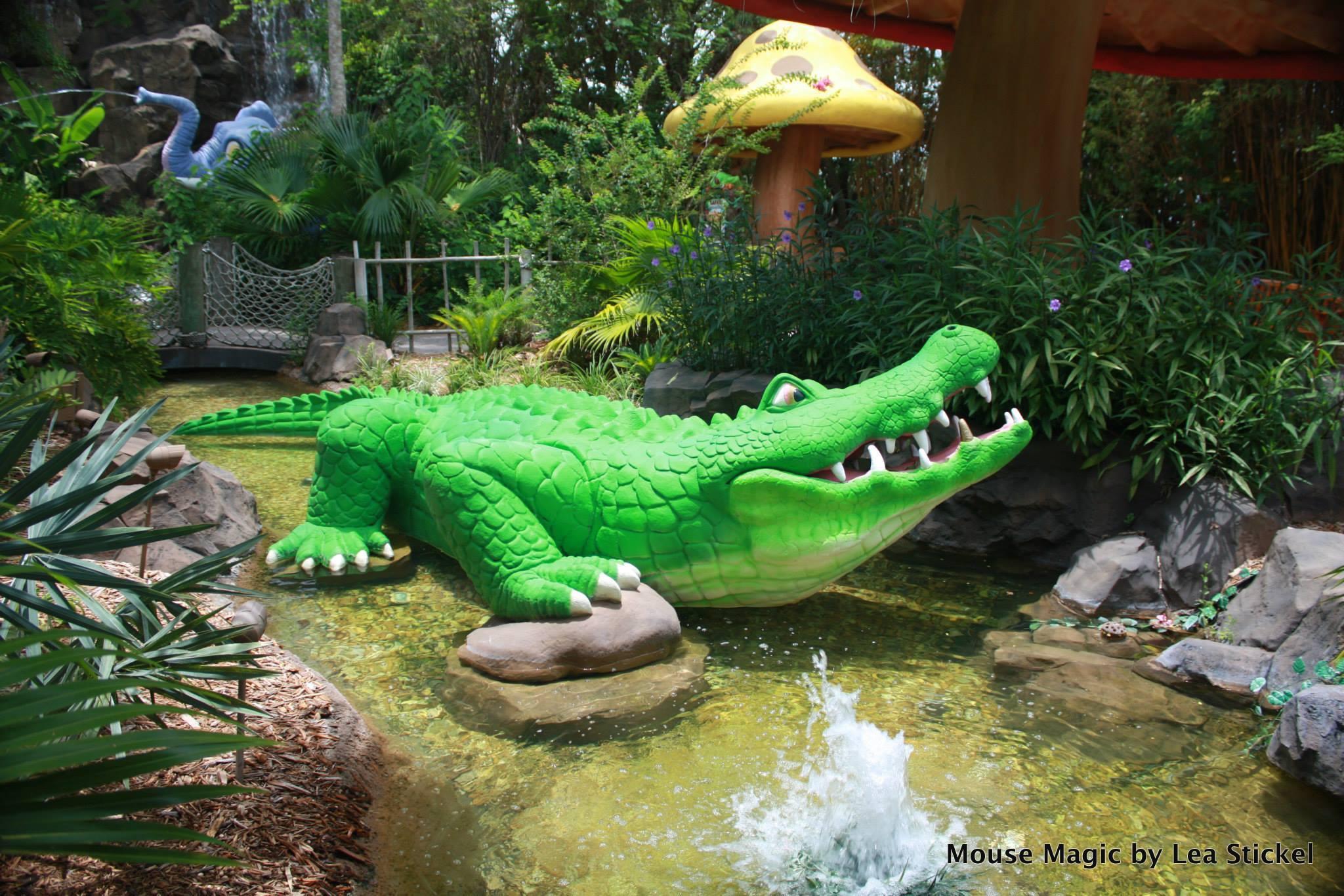 Alligator Rainforest Cafe