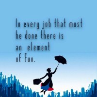 Words to Live By! Mary Poppins