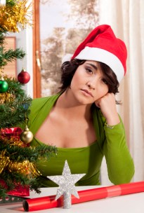 dealing with loneliness at christmas