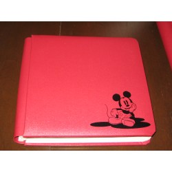 Small Crop Of Personalized Photo Albums
