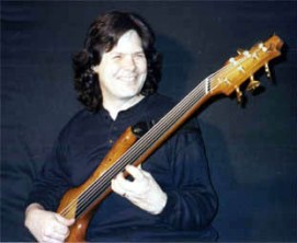Roy Voigt | Sharkey VI fretless