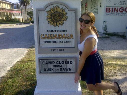 Cassadaga Spiritualist Camp in Florida