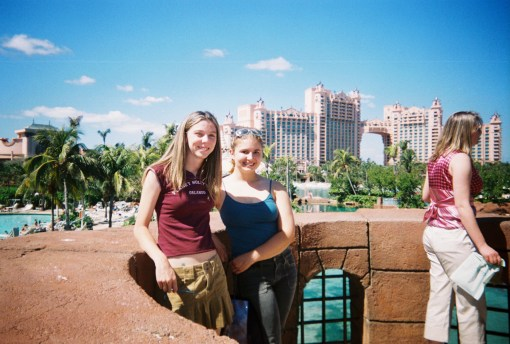 tracy and me atlantis