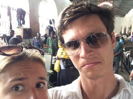 Stone Town Zanzibar Fish Market