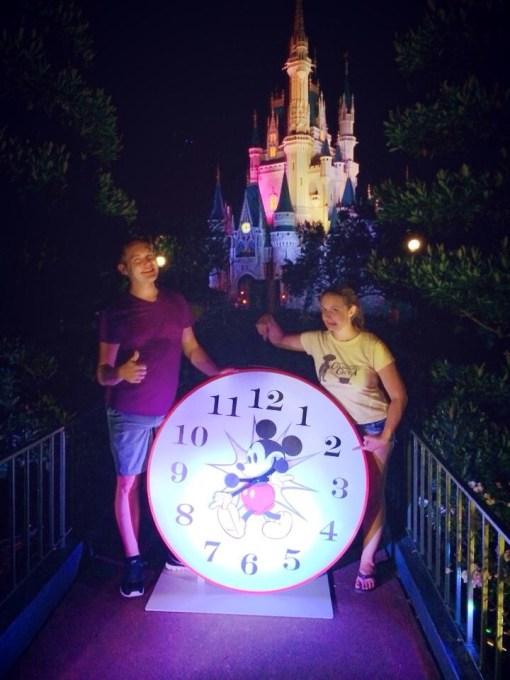 Rock your Disney Side! Magic Kingdom 24 hour event!