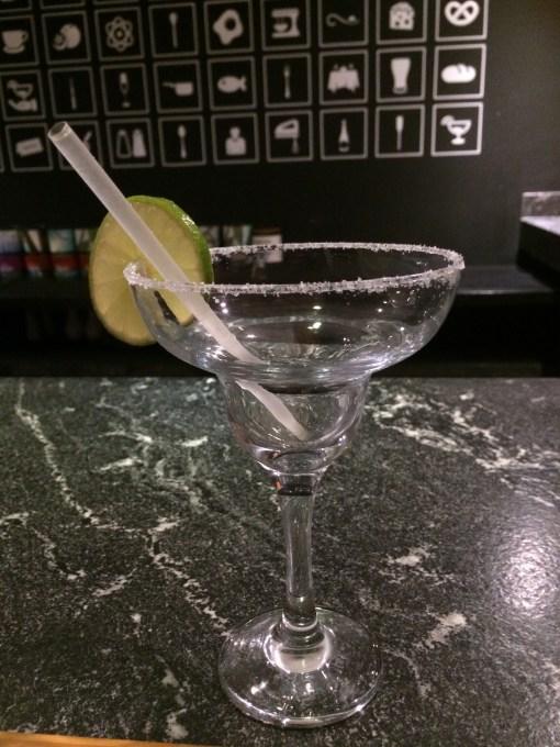 Invisible Margarita at Benazuza in Cancun, Mexico