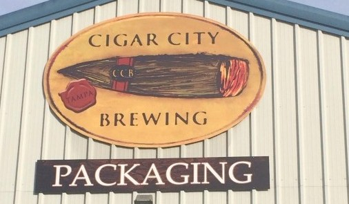 Cigar City Brewing in Tampa, FL