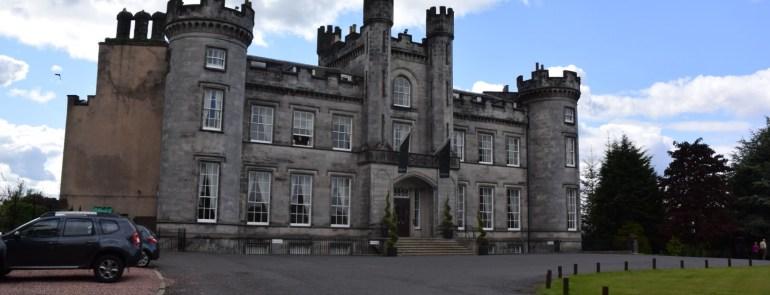 Airth Castle Hotel in Falkirk, Scotland
