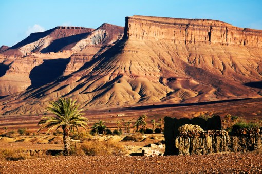 5 Reasons to get out of Marrakesh- The Atlas Mountains.