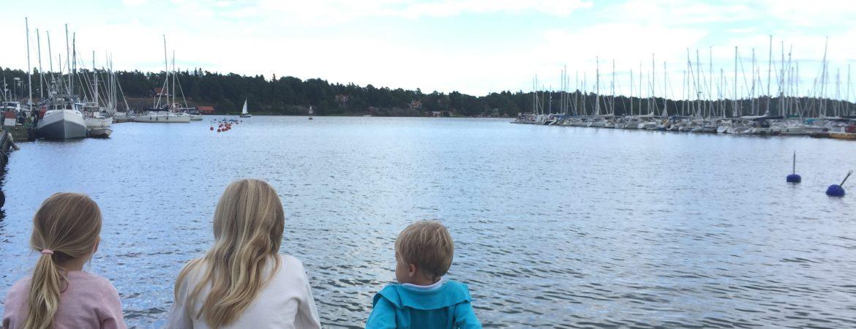 Savor Summer Like a Swede in Nynäshamn