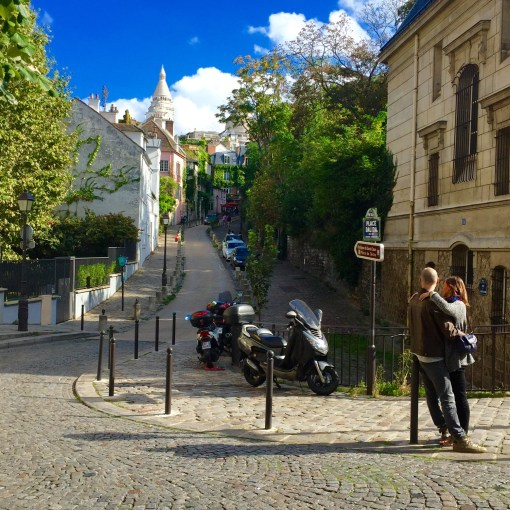 The bohemian area of Montmartre in Paris is unlike anywhere else in the city.