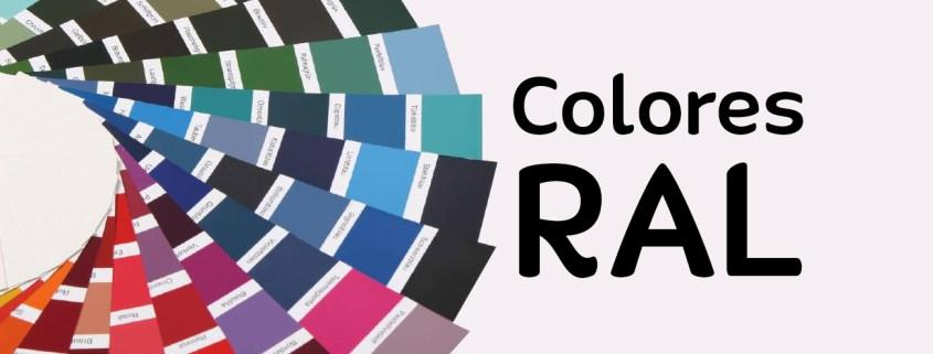 Miniatura colores RAL carta maguisa