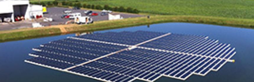 Chandigarh first Floating Solar Power Plant