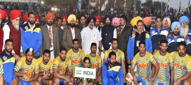 6th World Cup Kabaddi 2016