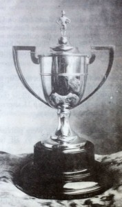 Canowindra's beloved Jack Hore Memorial Gold Cup.