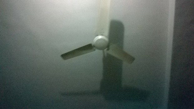 Fan and Shadow