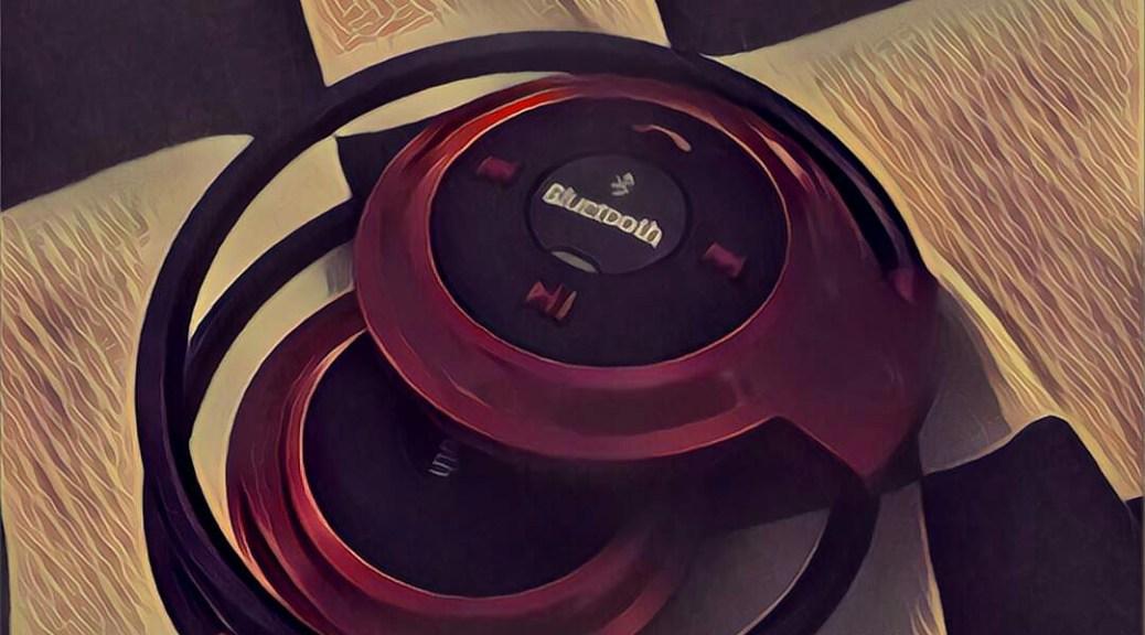 Headset Bluetooth Mini 503