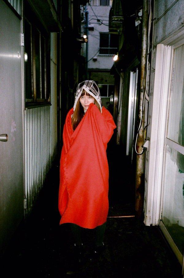 川本真琴20周年記念 短編映画第二章 「カラス」に出演しました。