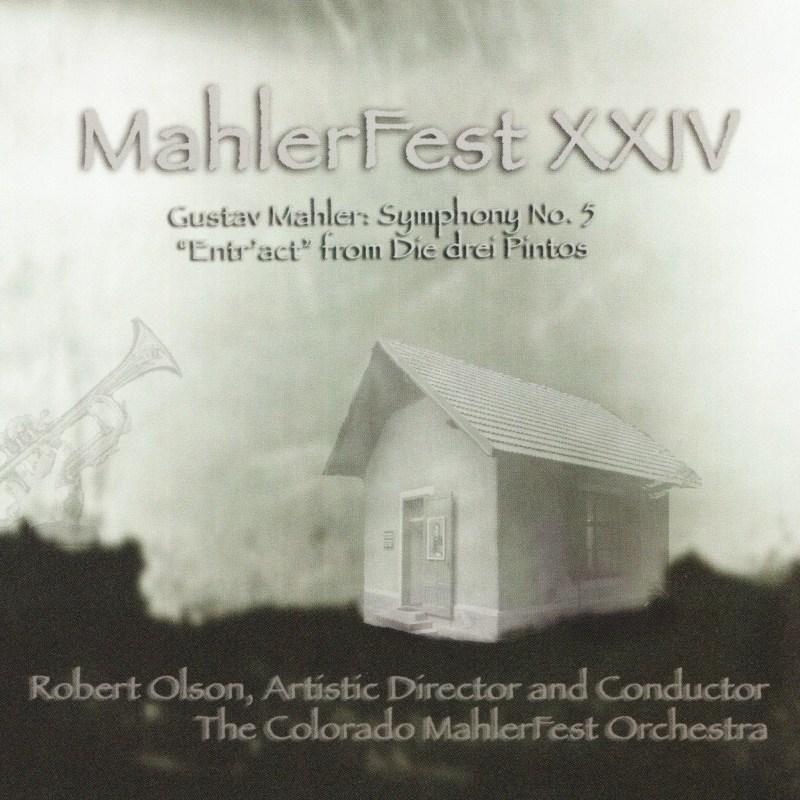 CD Cover MF XXIV