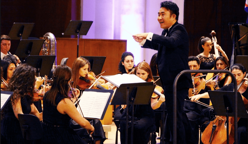 Boon at Khatchaturian Competition
