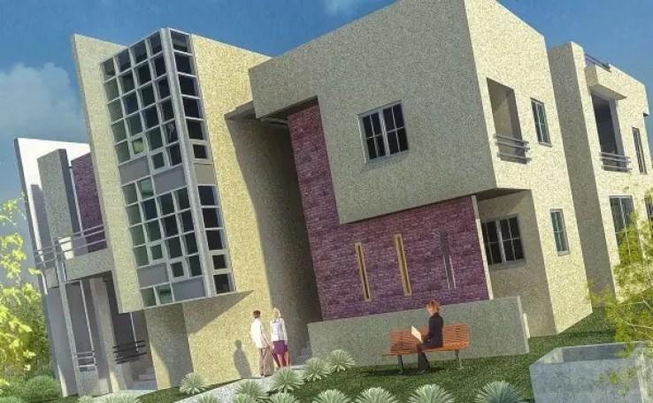 ريندر الريفيت المعماري Render Revit Architecture