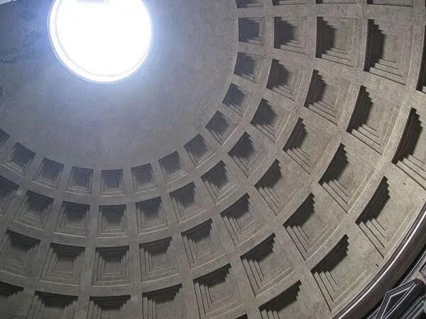 معبد بانثيون في روما
