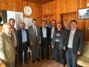 Gündogmus Belediyesi Baskaanı Mehmet ÖZEREN