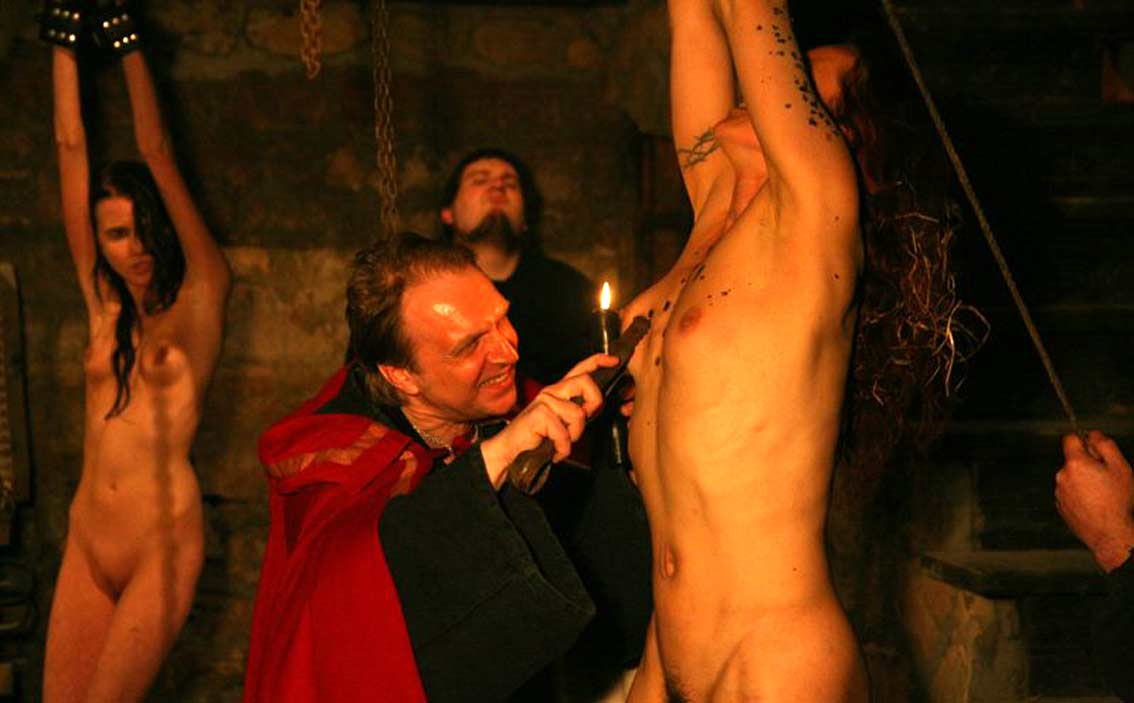 bdsm witch torture - DATAWAV