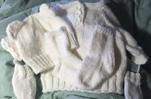 Peggy Sweater Set