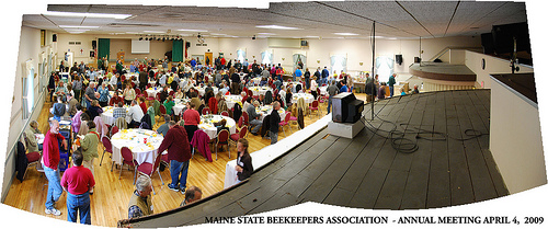 Maine State Beekeepers Associations Annual Meeting 2009