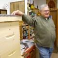 Rick Cooper, Master Beekeper of Bowdoinham, ME