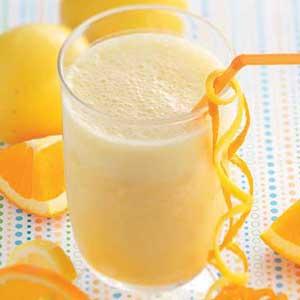 Honey Orange Thirst Quencher