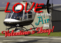 Book a Helicopter Ride to pop the question on Valentine's Day!