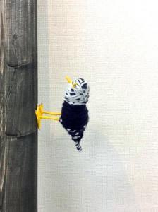 "「Birdric」""芝田花鳥園"" 2017芝田町画廊"