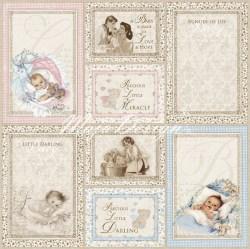 Ephemera cards