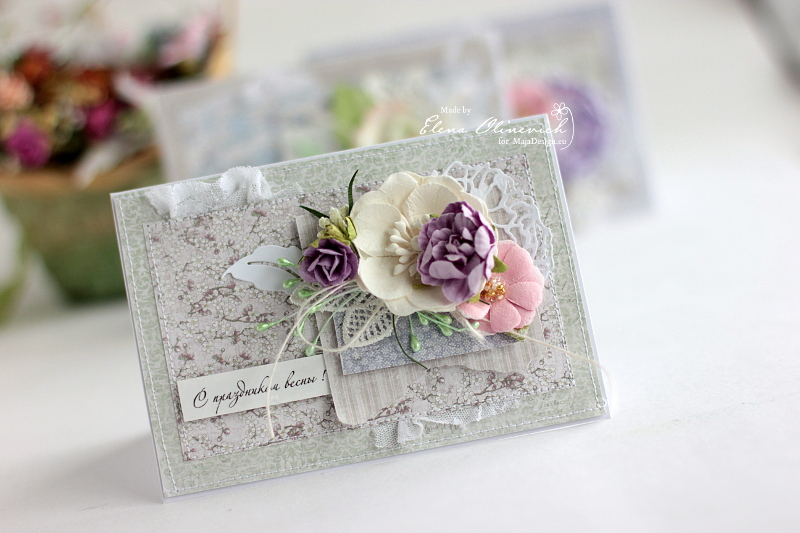 Spring Card by Elena Olinevich for Maja Design1